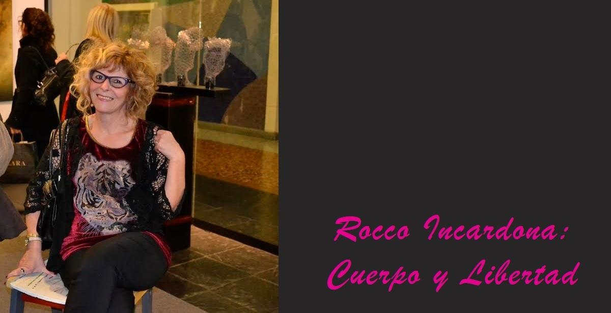 Adriana Gaspar, libro Rocco Incardona